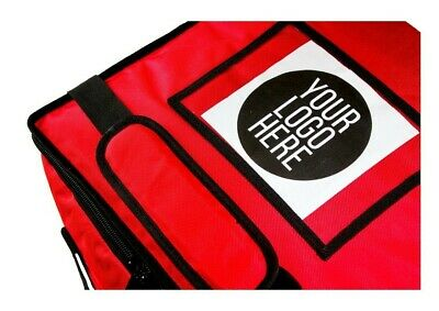Multi-Purpose Food Delivery Bag - Hot Or Cold Food - Fully Insulated - Large 7