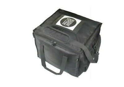 Multi-Purpose Food Delivery Bag - Hot Or Cold Food - Fully Insulated - Large 8