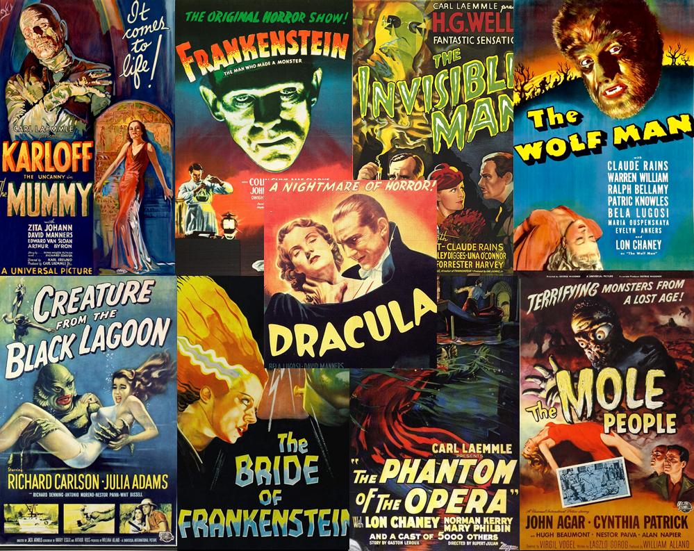 Funko Universal Studios MONSTERS Mystery Minis CHOOSE Halloween CLASSIC HORROR! 3