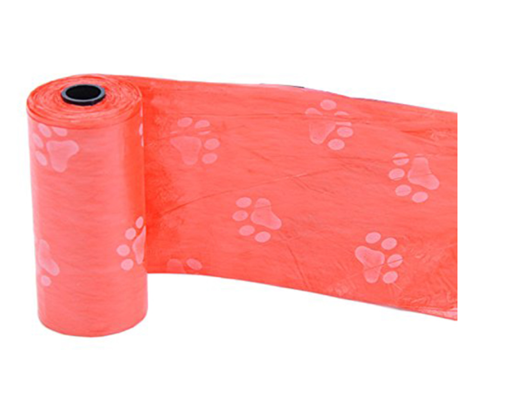 NEW DOG POO BAG DOGGY BAGS - Pet Cat Poop Pooper Scooper DEGRADABLE Waste Bag UK 7