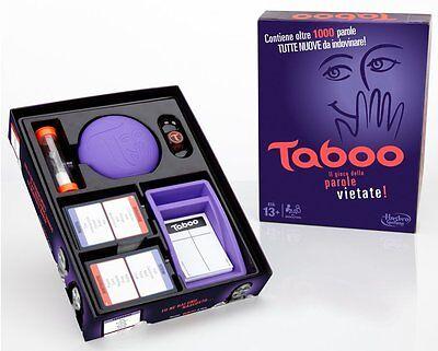 Taboo gioco di società Gioco da tavola Italiano Hasbro A4626 2