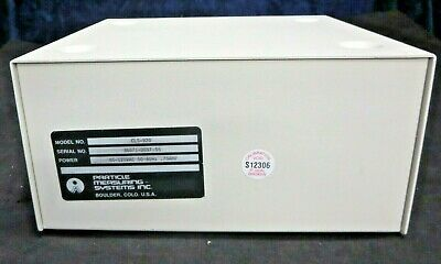 Particle Measuring Systems CLS-920 Chemical Pneumatic Control Module 3