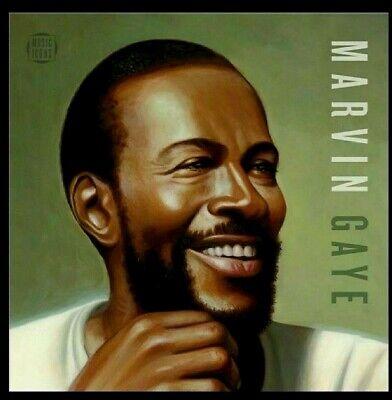 Marvin Gaye 2019 Us #5371 Music Legend 16 Forever Mnhxf Stamp Sheet Po Fresh Nip 2