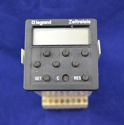 Legrand 495 89 49589 Zeitrelais / Zeitzähler
