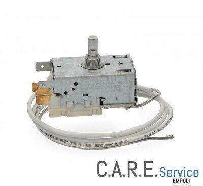 Electrolux Alno Zanussi Rex termostato frigo + sonda K59 L1200 +5 -32 RI Z61 ZPL 4