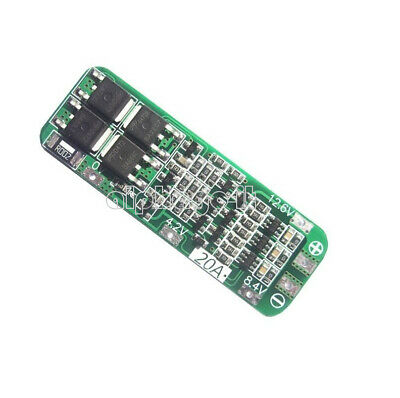 10PCS 3S 20A 12.6V Li-ion Lithium Battery 18650 Cell PCB BMS Protection Board W 2