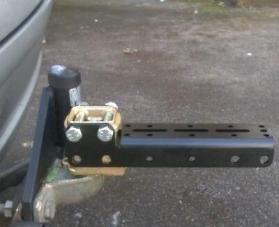 Bak Rak Uni-rak Universal Towball Mounting for Winch Vice Sign etc 2