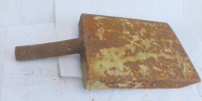 alte Schippe Schaufel Eisenschippe Eisen klein 🍀 antik alt Eisenschaufel 6