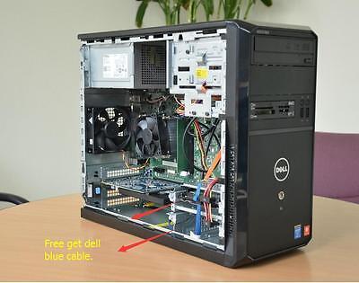 DELL VOSTRO 3900 460 470 620 660 INSPIRON 3847 SSD HDD Bracket 92C3F Rail  Caddy