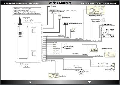 Sanji Central Locking Wiring Diagram - Wiring Diagram Sheet on