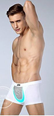 Boxer Moulant Sexy Homme Viril Underwear Thong Hombre Man Uomo 2