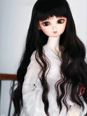 New Deep Purple BJD Wig For BJD 1//6 1//3 1//4 YOSD Doll Wig HH118