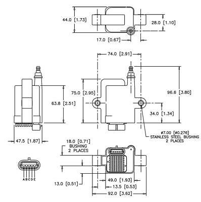 "Neu Aem hohe Leistung IGBT induktiv "" Smart "" Spule Upgrade (X1) #30-2853"