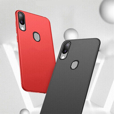 For Samsung Galaxy A20E A40 A50 Slim Silicone Frosted Soft TPU Back Case Cover 9