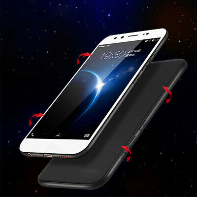 For Samsung Galaxy A20E A40 A50 Slim Silicone Frosted Soft TPU Back Case Cover 7