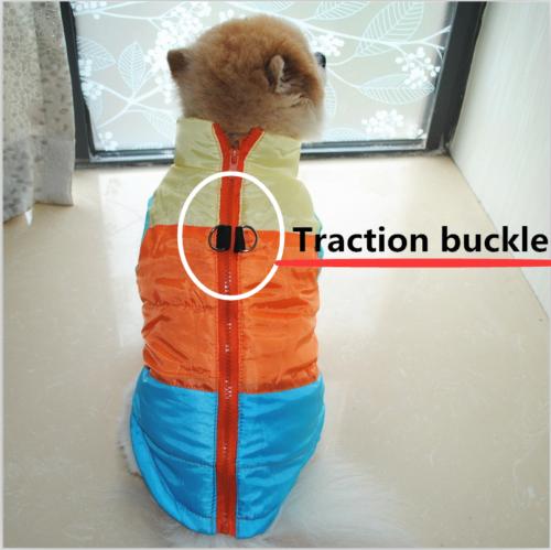Dog Cat Coat Jacket Pet Supplies Clothes Winter Apparel Clothing Puppy Costume 3