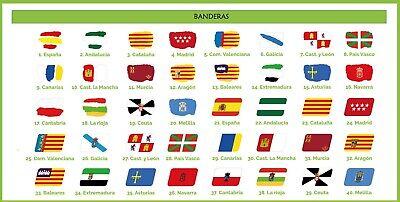 6X Bandera Nombre Personalizable Pegatina Vinilo Mtb Casco Btt Bicicleta Sticker 2