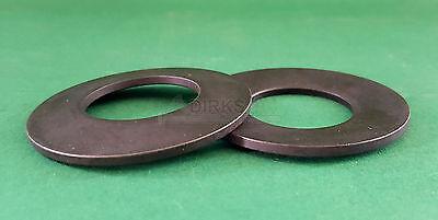 4 Stück Tellerfedern DIN 2093 16,3 mm für M16 verschiedene Größen  EDELSTAHL