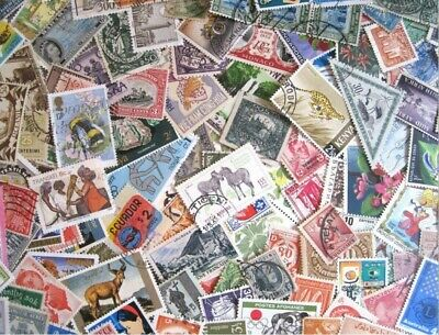 1000s DIFFERENT Mint/Used WORLDWIDE Stamps Collection Lot Pack of 100 - BONUS!!! 2