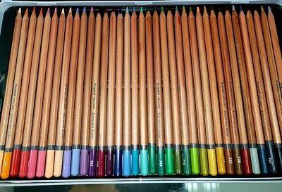 Bruynzeel Caja Metálica- Kit Lapices De Colores (72 Piezas). Calidad Profesional 5