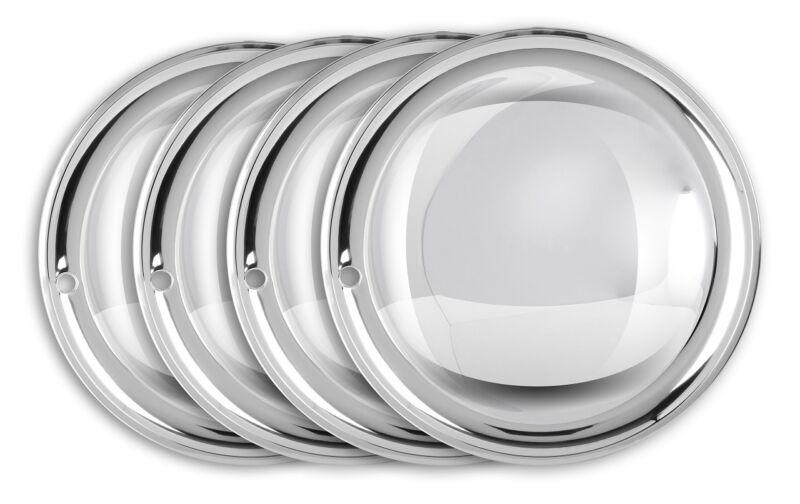 "Moon Caps 15/"" Zoll 2x Radzierblenden Radkappen Blenden Kappen Zierblenden"