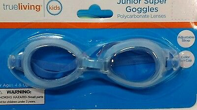b1e6015ac41e ... 2 of 7 Swim Pool goggles Childs ages 3 + New Adjustable Choice Color 3