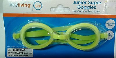 d22e937e9359 ... Swim Pool goggles Childs ages 3 + New Adjustable Choice Color 5