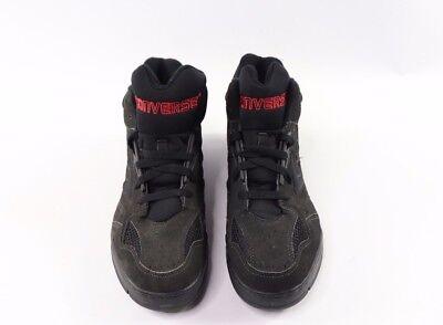 aa61fde1cc9b ... Vintage 90s New Converse Mens 6.5 Cons 500 Classic LT Mid Basketball  Shoes Black 4