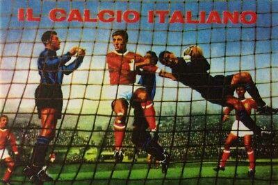 47 BACCARI BARI Figurina-Sticker n IL CALCIO ITALIANO Sidam 1959-60
