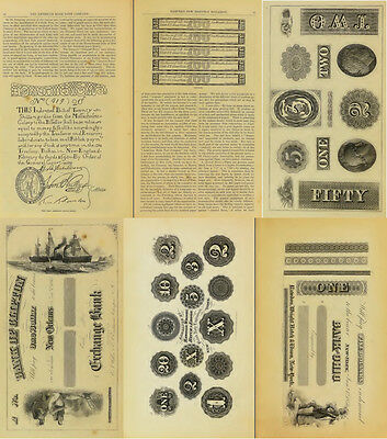 200 Old Books & Publications On Money Counterfeiting & Counterfeit Detector Dvd 7