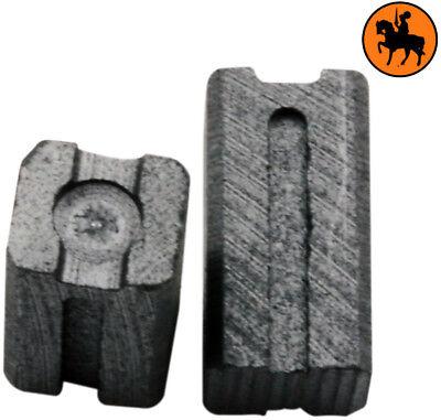 Kohlebürsten Black /& Decker 6x8x16,5mm Ersetzt 917287