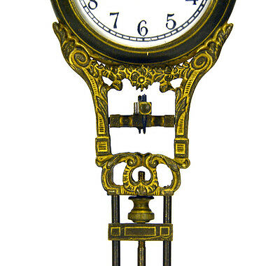 8 DAY Movement Center Arbor SWINGING CLOCK ARM for German Junghans Swinger 3