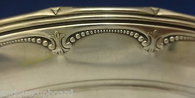 """Old Colonial by Towle Sterling Silver Plate 12"""" Diameter #93221 (#0502) 4"""