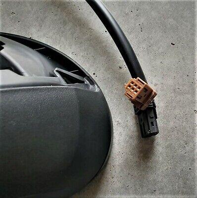 Peugeot 207 2006-2013 7 PIN RETROVISEUR électrique GAUCHE CHAUFFANT