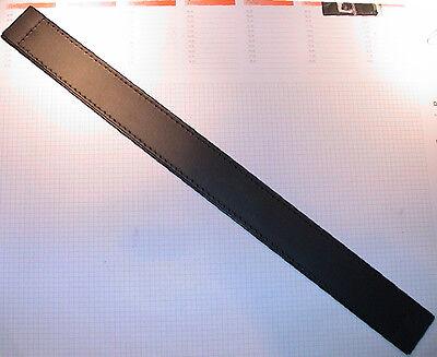 54 x 8 cm x 4,5cm Akkordeon Bass-Handriemen,rote Naht//accordion bass belts NEW!