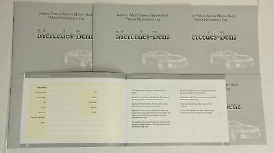 Replacement Generic Car Service History Book Suitable For Land Rover
