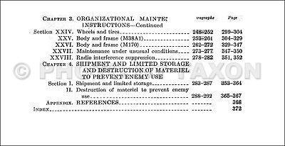 Service & Repair Manuals 1954 1956 1957 1958 1959 1960 Jeep Shop ...
