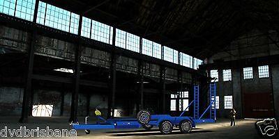Trailer Plans- 3500KG FLATBED CAR TRAILER PLANS- 4800x1760mm- PRINTED HARDCOPY 9