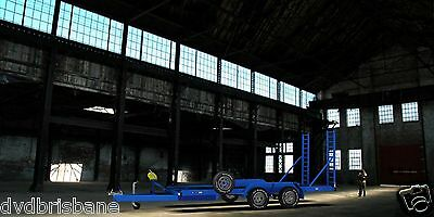 Trailer Plans    -    3500KG FLATBED CAR TRAILER PLANS    -    PLANS ON USB 9