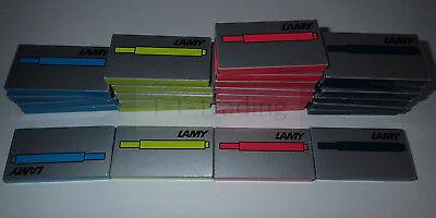 Lamy T10 Tintenpatronen - Sonderfarben und limitierte Editionen - Sammler! 2