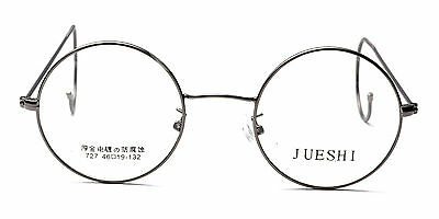 6dc570fe8316 ... Vintage Cable Temple Round Eyeglass Frames Spectacles Rx Retro Mens  Womens Kids 7
