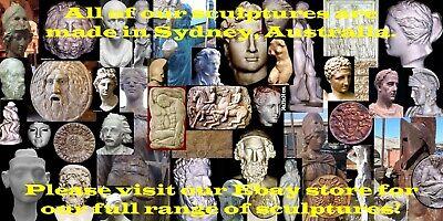 Roman Forum Sculpture Italian Caesar Greek Artwork Art Home Decor Wall Plaque 2