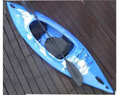 KAJAK NEU WANDERKAJAK Freizeitkajak Angelboot Kanu Tourenkaj