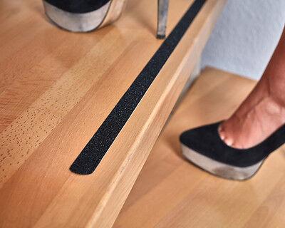 anti rutsch streifen f r treppen und stufen selbstklebend. Black Bedroom Furniture Sets. Home Design Ideas