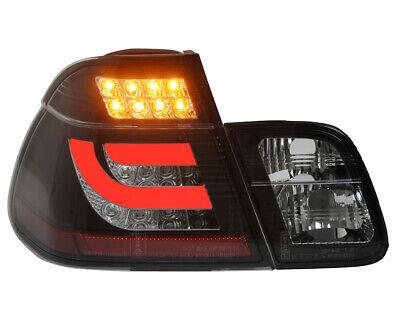 Rear Lights LED Blinker 1999-2005 BMW E46 Touring LED Rckleuchten ...