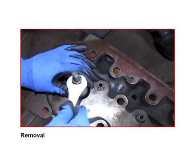 Volvo (FM) Truck Injector Sleeve Remover / Installer 3