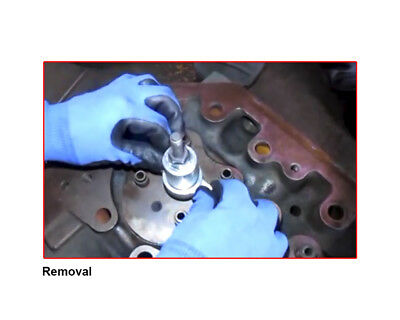 Volvo (FM) Truck Injector Sleeve Remover / Installer 4