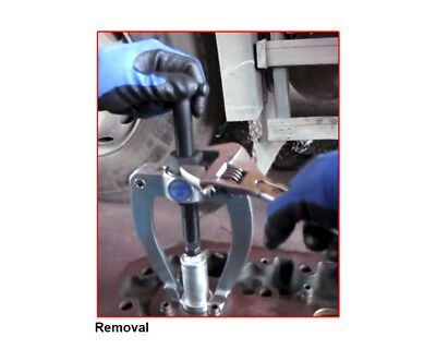 Volvo (FM) Truck Injector Sleeve Remover / Installer 6