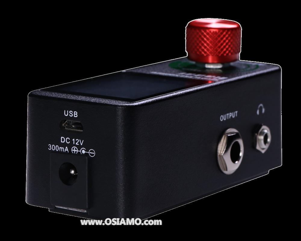 Mooer Radar Speaker Cab Simulator IR loader with Color LED Screen NEW! 2