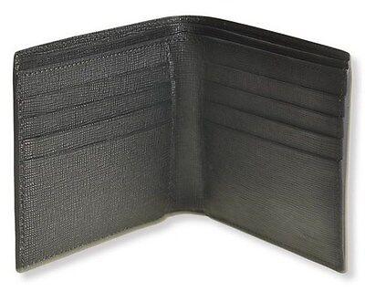 f1f5b939673 ... FENDI Authentic Men's Bi-Fold 'Confetti/Granite Monster Eyes' Leather  Wallet NEW